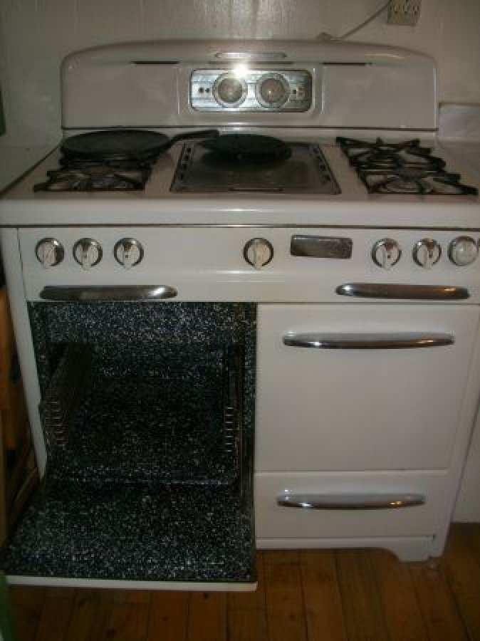 Antique Gaffers Sattler Stove Oven