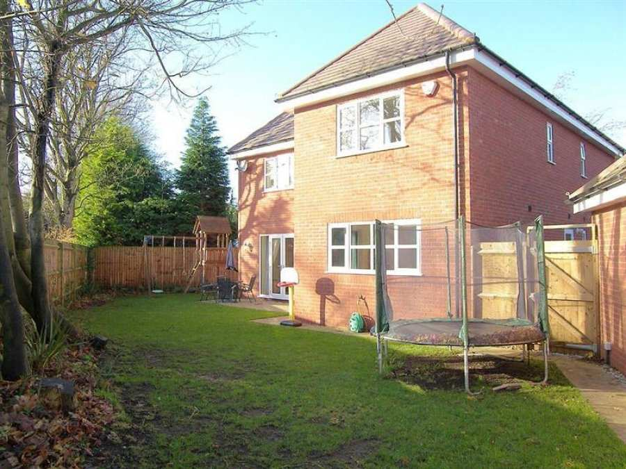 5 Bedroom House For Sale In 1a Sherwood Close Solihull West