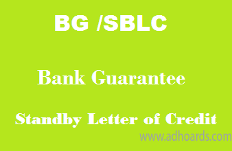 BG/ SBLC LEASE Without ANY Upfront Fee  - Ranchi Adhoards