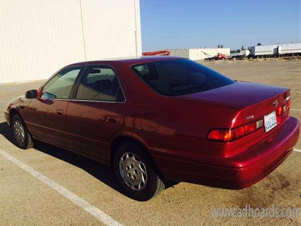 1998 Toyota Camry 1 Owner New Paint Job Runs Smooth Car