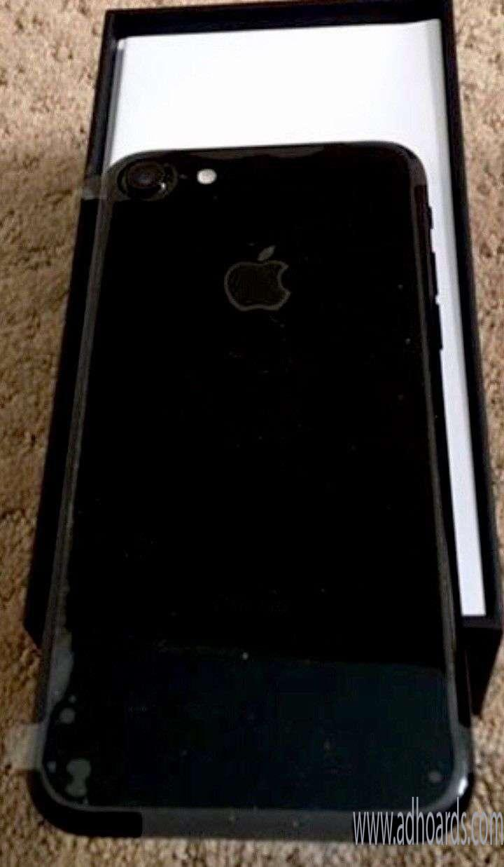 Apply Iphone 7 Plus Jet Black 256gb New Sealed Released Brussels Jetblack