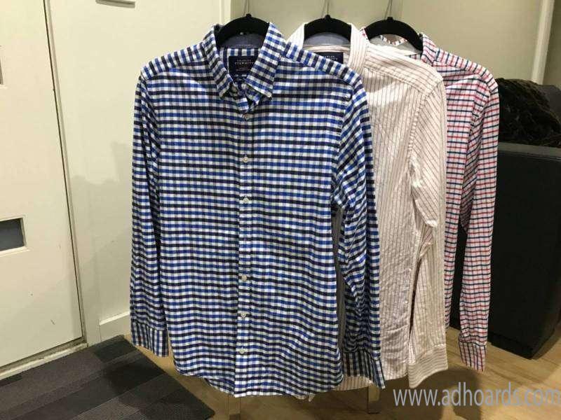 Charles Tyrwhitt Mens Business Casual Shirts Reduced