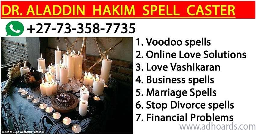 Spell Caster URGENT LOVE SPELL TO GET BACK WITH YOUR EX
