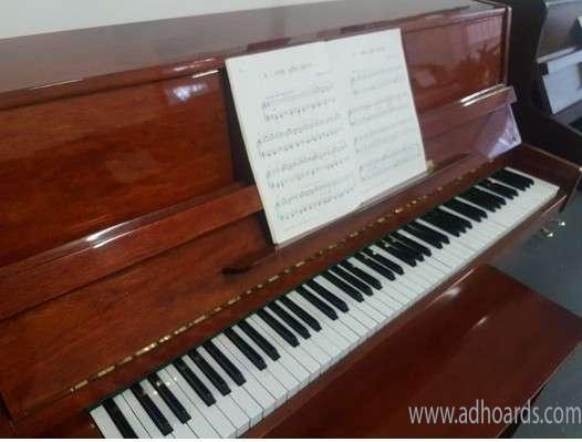 Lothar Schell Upright Piano 1996 Potchefstroom Adhoards