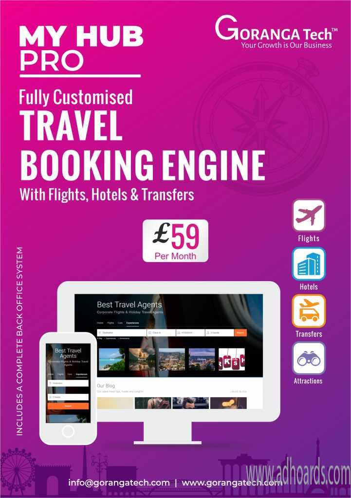 My Hub PRO Software For Travel Agencies And Tour Operators